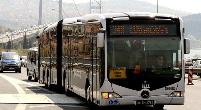 Toplu taşımada yüzde 50 zorunluluğu kaldırıldı