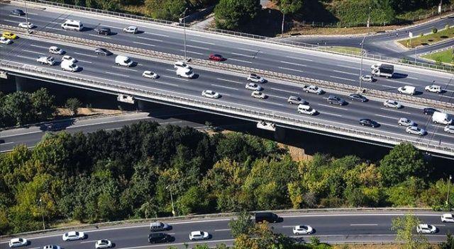 Trafiğe 5 ayda 311 bin 998 aracın kaydı yapıldı