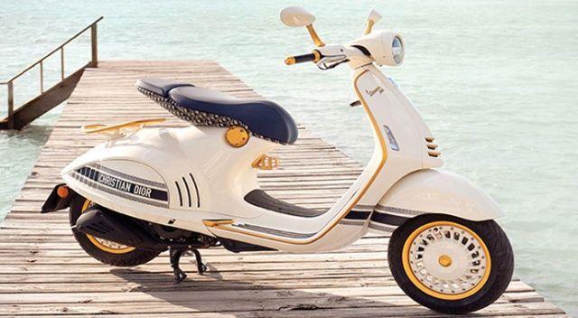 'Vespa 946 Christian Dior' 2021 baharında satışta