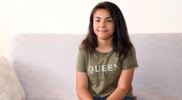 13 yaşındaki Serebral Palsi hastası Senanur destek bekliyor