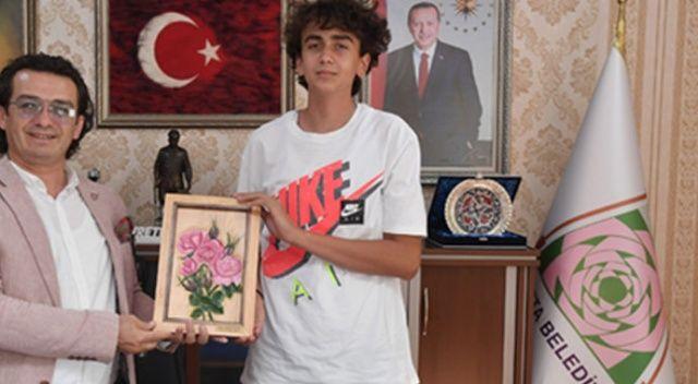 15 yaşında Basketbol Süper Lig kapısını araladı