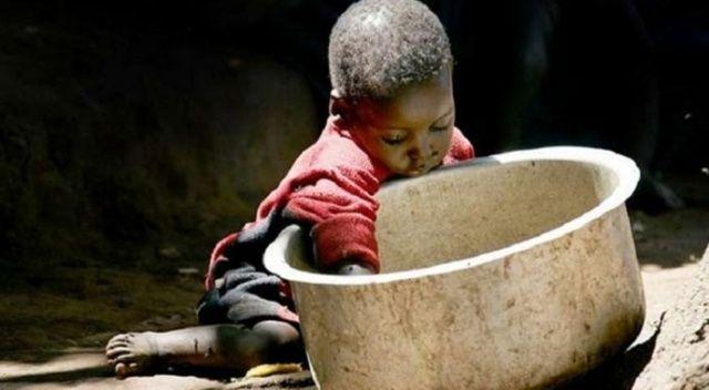 191 milyon  çocuk açlıkla savaşıyor