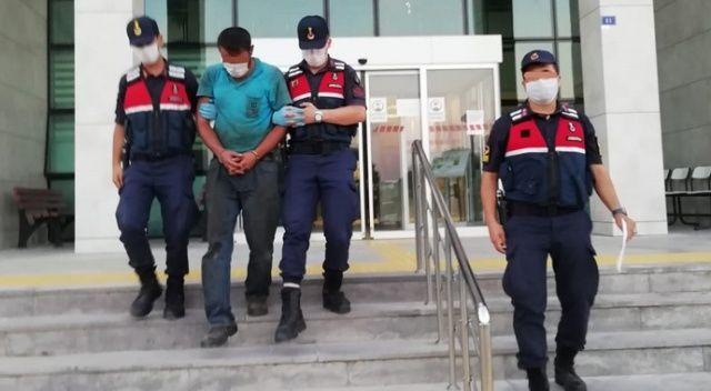 3. kattan düşerek hayatını kaybeden kadının kocası, şüphe üzerine tutuklandı