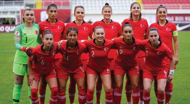 A Milli Kadın Futbol Takımı'nın hazırlık kampı aday kadrosu açıklandı