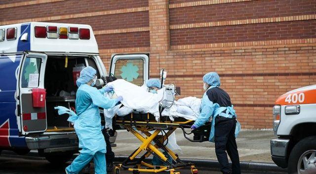 ABD'de koronavirüs kabusu sürüyor! Son 24 saatte 1873 kişi hayatını kaybetti