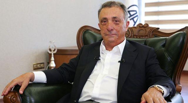 Beşiktaş Kulübü Başkanı Çebi: 10 milyon lira bağışlamaya karar verdik