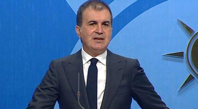 AK Parti Sözcücü Çelik'ten Ayasofya açıklaması