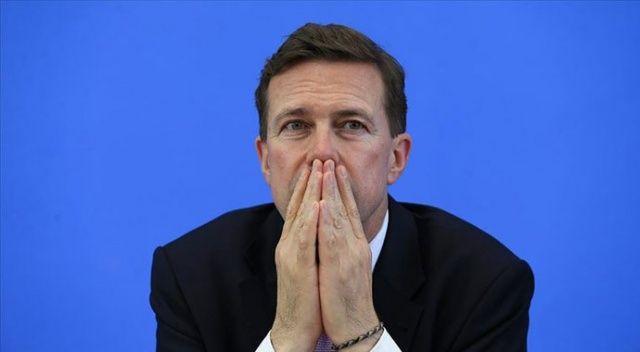Alman Hükümet Sözcüsü'nün ofisinde çalışan bir kişinin ajan olduğu tespit edildi