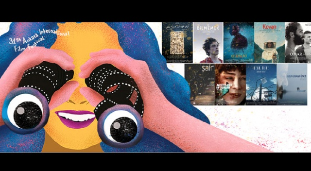 Ankara'da 10 yerli film yarışacak