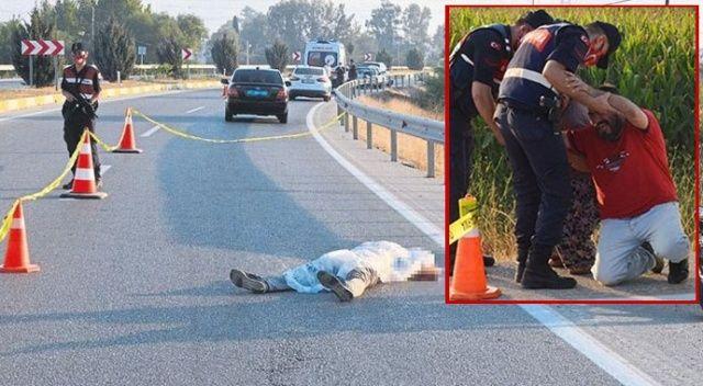 Antalya'da ölümlü trafik kazasına karışan sürücü yakalandı