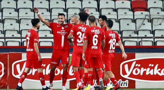 Antalyaspor çıkışını sürdürüyor