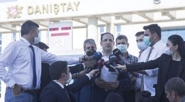 Ayasofya için dava açan derneğin avukatı Karaman, Danıştay kararını değerlendirdi