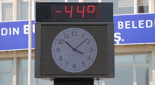 Aydın sıcakları termometrelerin ayarını bozdu