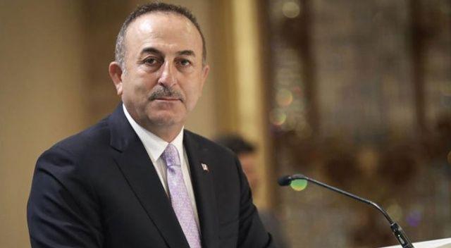 Bakan Çavuşoğlu: Libya'da tek çözüm siyasi çözümdür