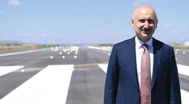 Bakan Karaismailoğlu: CAT 3A sistemiyle uçaklar Erzurum'a güvenle inecek