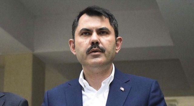 Bakan Kurum Kanal İstanbul Projesi'ne ilişkin iddiaları yanıtladı