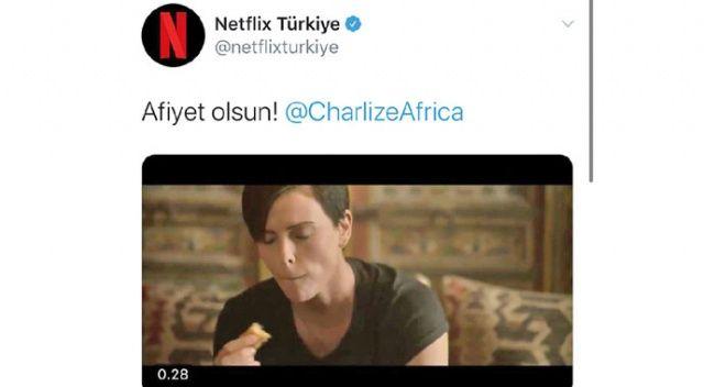 Baklava paylaşımıyla Gaziantep'i coşturdu