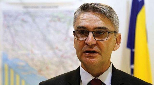 Bosna Hersek'te Gaziler Bakanı Bukvarevic Covid-19 nedeniyle hayatını kaybetti