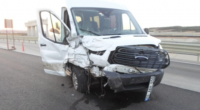 Çanakkale'de feci kaza: 5 yaralı