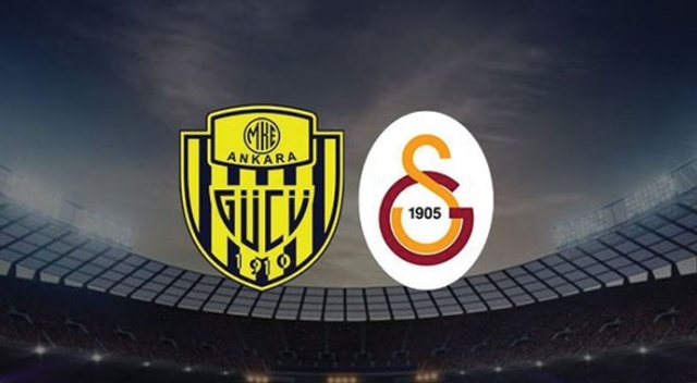 CANLI İZLE: Ankaragücü 1-0 Galatasaray şifresiz CANLI anlatım izle | Ankaragücü GS maçı kaç kaç?