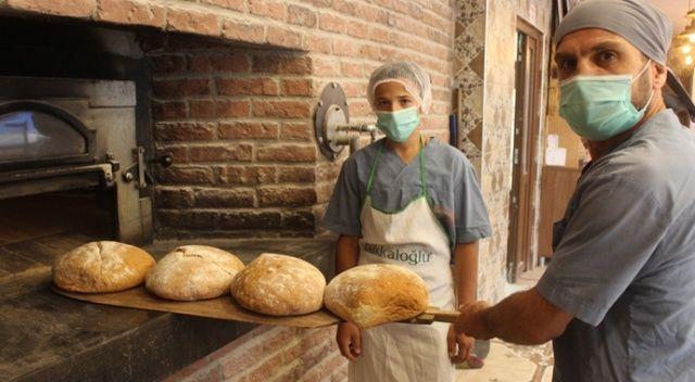 Cevizli ekmek üretti ünü ülke sınırlarını aştı