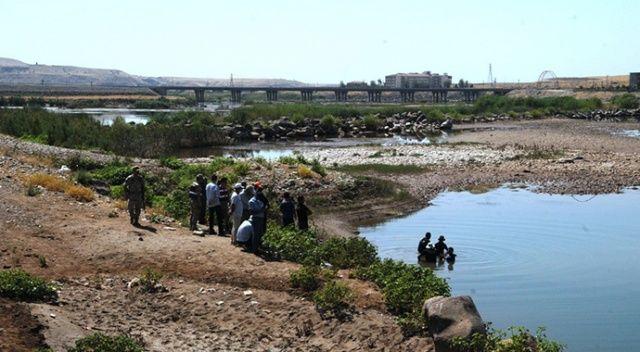 Cizre Nehri'nde kaybolan adamın cansız bedenine ulaşıldı