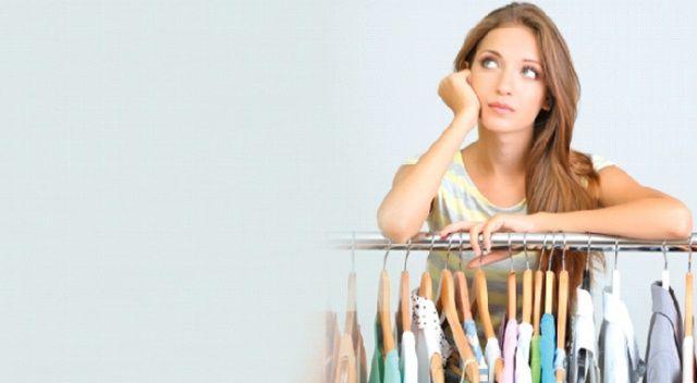 Çok alışverişle 'ne  giysem' derdi bitmez