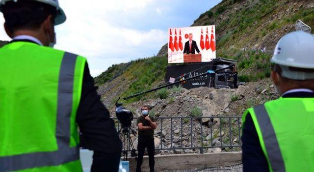 Cumhurbaşkanı Erdoğan: D. Akdeniz'de kurulan tuzakları yerle bir ettik