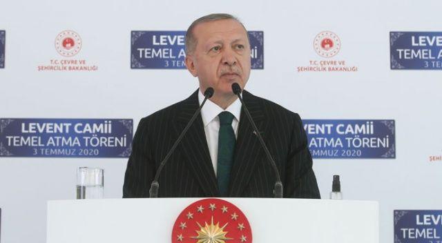 Cumhurbaşkanı Erdoğan'dan Ayasofya tepkisi