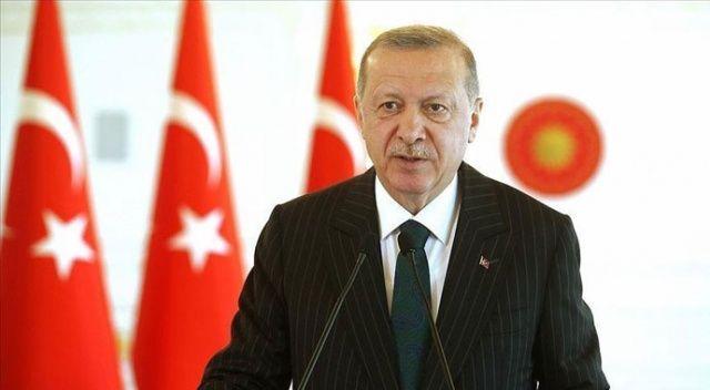 Cumhurbaşkanı Erdoğan: Enerjisi olmayan bir ülkenin medeni olmaktan bahsetmesi mümkün değil