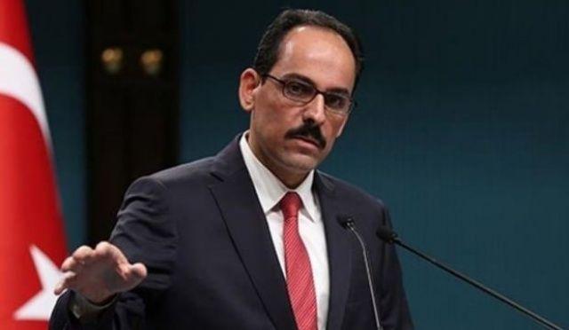 Cumhurbaşkanlığı Sözcüsü Kalın'dan Bakan Albayrak'a hakaret içerikli yorumlara tepki