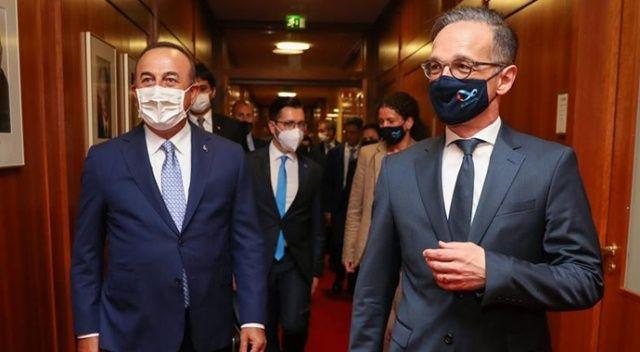 Dışişleri Bakanı Çavuşoğlu: Almanya'nın seyahat uyarısını gözden geçirmesi gerekiyor