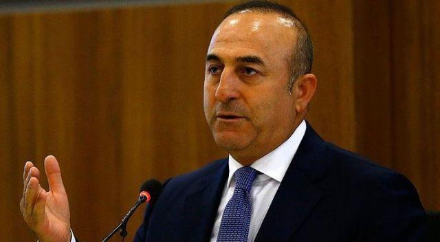 Dışişleri Bakanı Çavuşoğlu: Salgından çıkarabileceğimiz dersler olduğuna inanıyorum