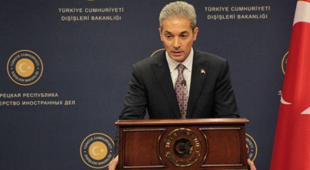Dışişleri'nden AB'nin seyahat kısıtlaması kararına tepki