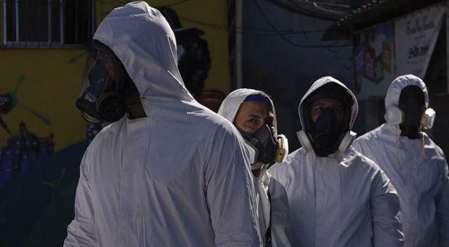 Dünya genelinde Covid-19 tespit edilen kişi sayısı 17 milyon 195 bini geçti