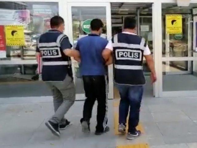 Elazığ'da 17 suç kaydı olan hırsızlık şüphelisi yakalandı