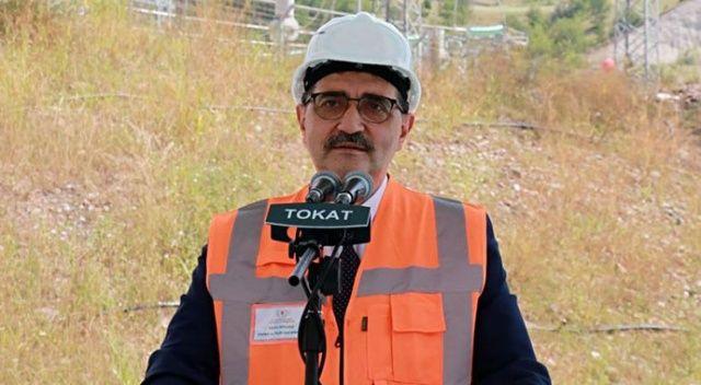 Enerji ve Tabii Kaynaklar Bakanı Dönmez: Hidrolik kurulu güç açısından Avrupa'da ikinci sıradayız
