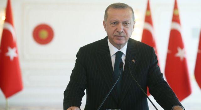 Erdoğan'dan Ayasofya açıklaması: Hiç kimsenin bize karışma hakkı yok