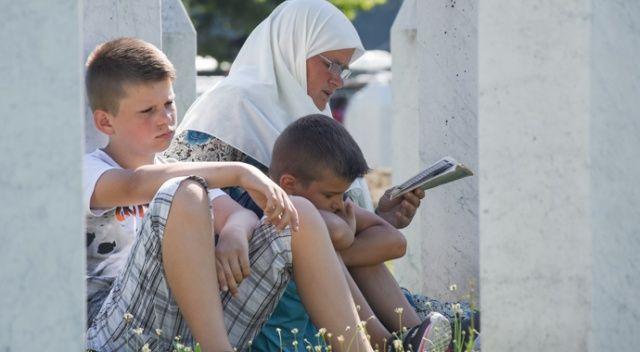 Erdoğan'dan Srebrenitsa mesajı: Sizleri asla yalnız bırakmayacağız
