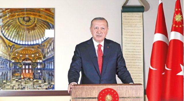 Erdoğan: Milletimizin ne istediğine bakarak bu kararı aldık