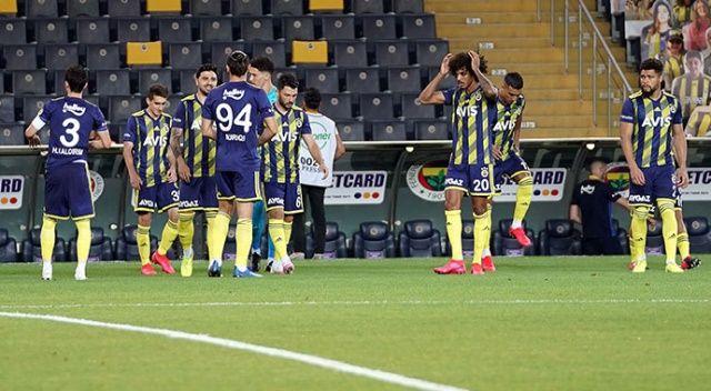 Fenerbahçe savunmayı oturtamadı!