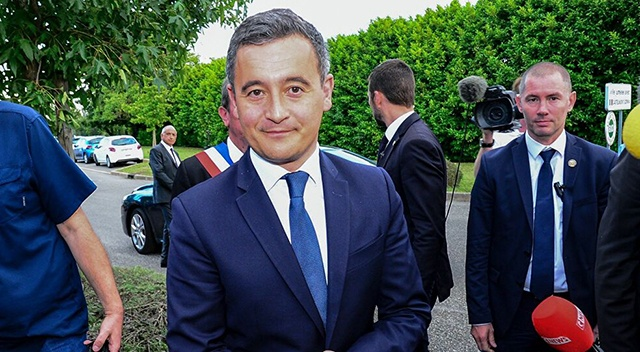 Fransa'ya tecavüzcü İçişleri Bakanı