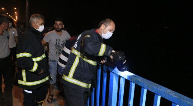 Genç kadın taksiden inip göle atladı, itfaiye son anda kurtardı
