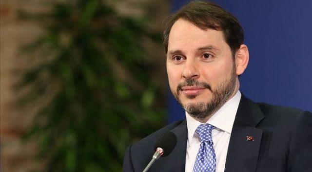 Hazine ve Maliye Bakanı Berat Albayrak'tan Kurban Bayramı müjdesi