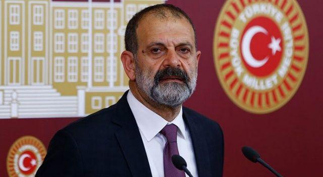 HDP Mardin Milletvekili Tuma Çelik ihraç edildi