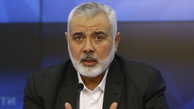 Heniyye'den İsrail'in ilhak planını boşa çıkaracak strateji benimseme çağrısı