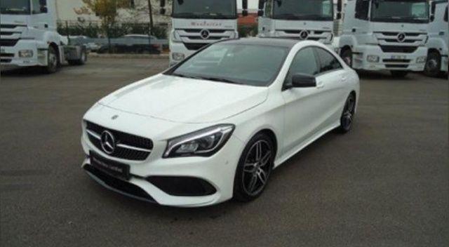 İcradan satılık Mercedes! İşte fiyatı...
