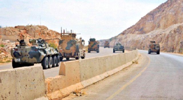 İdlib'de Türk-Rus devriye konvoyuna bombalı saldırı