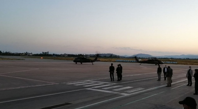 İnsanlı Keşif Uçağı Artos Dağı'na çarptı: 7 şehit