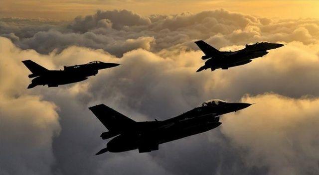 Irak'ın kuzeyinde 3 PKK'lı terörist etkisiz hale getirildi